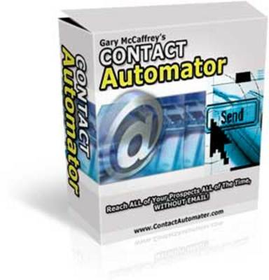 Product picture Getting In Touch With Your Prospects with Contact Automator