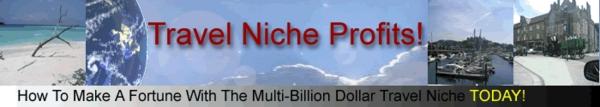Product picture Travel Niche Profits