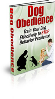 Product picture Dog Obedience Training Guide