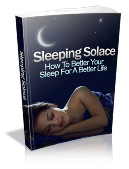 Product picture Sleep Your Way to a Better Life